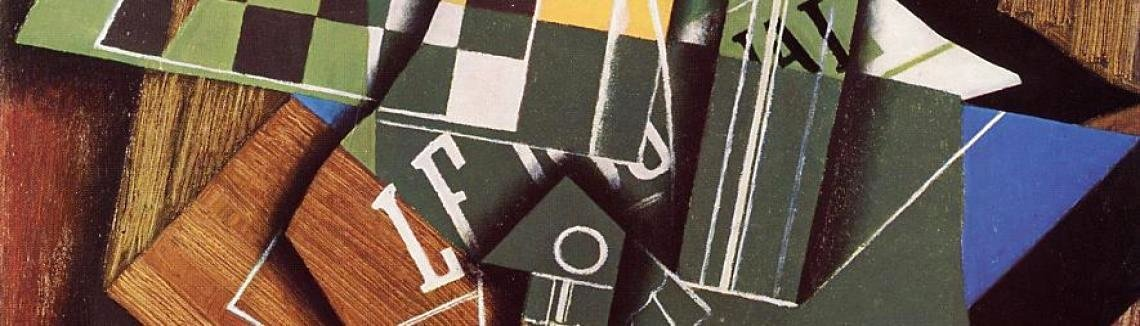 Juan Gris - The Checkerboard