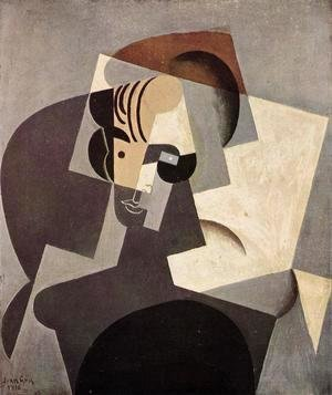 Juan Gris - Portrait of Josette