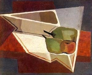 Juan Gris - Fruit with Bowl