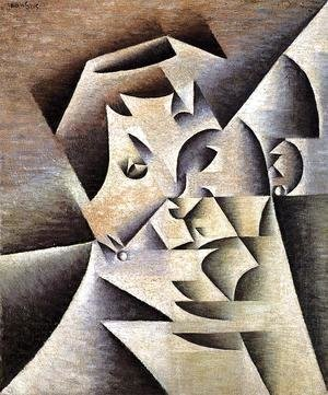 Juan Gris - Portrait of the Artist's Mother