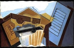 Juan Gris - The Cloud