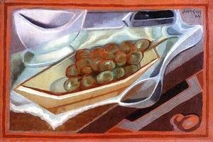 Juan Gris - The Bunch of Grapes