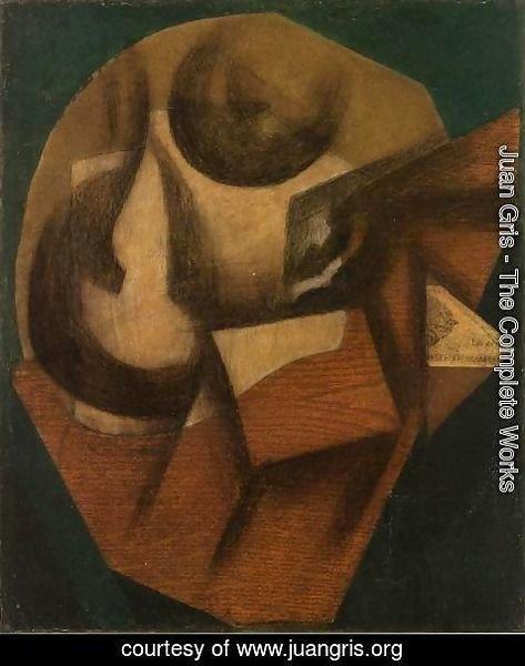 Juan Gris - The Glass I