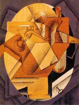 Juan Gris - The Table