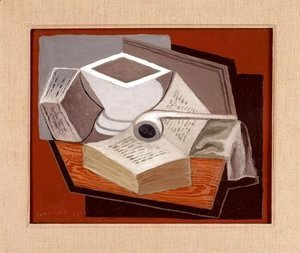 Juan Gris - The Open Book 2