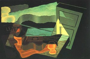 Juan Gris - View across the Bay